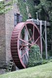 Water Wheel At Aderholdt Mill