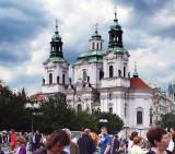 Praha squares