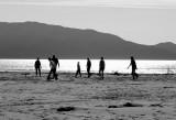 beach footie