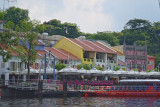 River cruises on the Singapore River