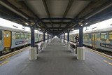 21 May 2010 - The almost empty platform