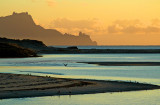 Waipu River Mouth at Dawn