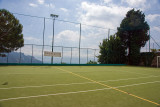 Tennis court with a view - Ravello