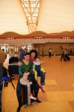 Arriving at Sharm El Sheikh