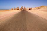 Entrance to Ras Mohamed National Park