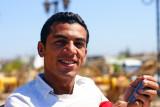 Mohamed - our guide