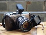 Hexanon Konica 50mmf1.7 Manual lens