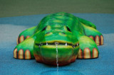 Drooling Gator