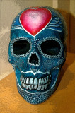 Calavera with love on his mind