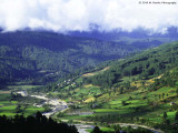 Tang Valley from Ugyen Choeling