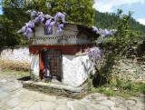 Small Chorten at Ugyen Choeling