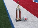 Jr. Bengals Foley Football - 2007 Superbowl Champs