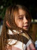 2007-11-10 Nicole at school
