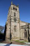 Hanbury Church Tower