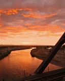 Colorado River Sunrise (Yuma)