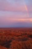 Borrego Badlands Sunset (CA)