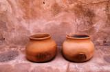 Two Clay Pots (Tumacácori)
