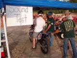 Idaho City 100 Sound Testing