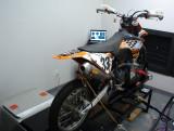 KTM 450 XCF Dyno Testing