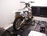 2008 YZ450F Dyno Test