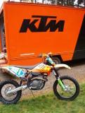 2008 450XCF