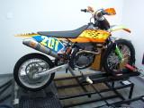 2008 450XCF Dyno Testing
