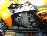 KTM Quad Jetting