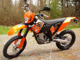 KTM 400/450/530 XCR-W and EXC-R -Picture Gallery