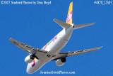 2007 - Sky Express B737-341 N728BC (ex Varig PP-VOS) airline aviation stock photo #4878
