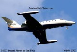 Lion Aviation LLC's Gates Learjet 35A N804TF corporate aviation stock photo #4960