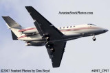 BAE 125-1000A Hawker 1000 N523LR corporate aviation stock photo #4987