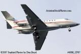 BAE 125-1000A Hawker 1000 N523LR corporate aviation stock photo #4988