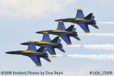 The Blue Angels at the 2008 Great Tennessee Air Show practice show at Smyrna aviation stock photo #1426
