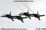 The Blue Angels at the 2008 Great Tennessee Air Show at Smyrna aviation stock photo #1785
