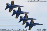 The Blue Angels at the 2008 Great Tennessee Air Show at Smyrna aviation stock photo #1809