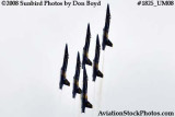 The Blue Angels at the 2008 Great Tennessee Air Show at Smyrna aviation stock photo #1825