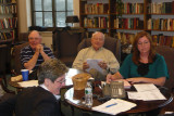At the AMA Board Meeting in Annapolis, Jan. 2010