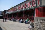 Saturday at North Market, Columbus, Ohio