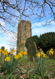 All Saints Church,  Holme  on  Spalding Moor