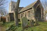All Saints Church Easington
