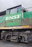 BNSF 2884 HDR