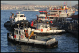 Around Galata Bridge