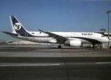 Airbus A-320 TS-INC