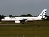 A320  SX-DVS