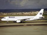A320  G-MONW