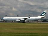 A340-200 B-HXH