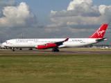 A340-300  G-VAEL