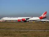 A340-600  G-VBUG