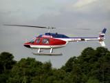 Bell 206 Jet Ranger G-BLPL