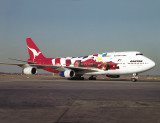 B747-400  VH-OJC